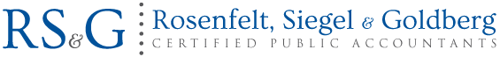 Rosenfelt, Siegel & Goldberg, The Investment Center Logo